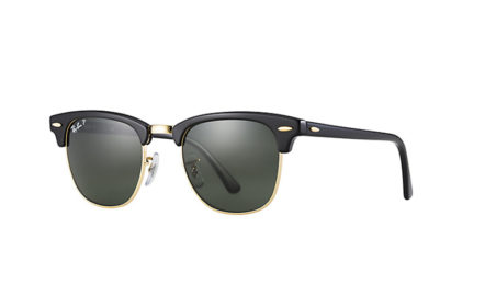 Ray-Ban RB3016 – CLUBMASTER   Lunettes de soleil homme