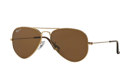 Ray-Ban RB3025 –  AVIATOR LARGE METAL   Lunettes de soleil homme