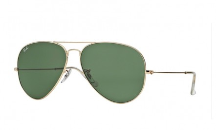 Ray-Ban RB3026 – AVIATOR LARGE METAL II | Lunettes de soleil homme
