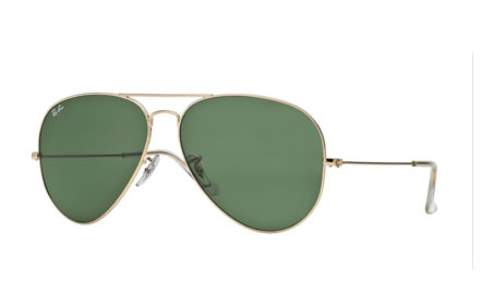 Ray-Ban RB3026 – AVIATOR LARGE METAL II   Lunettes de soleil homme