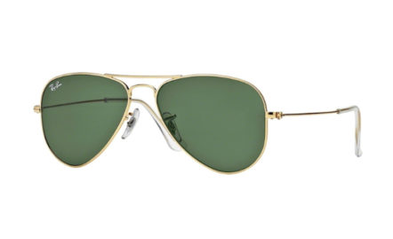 Ray-Ban RB3044 – AVIATOR SMALL METAL | Lunettes de soleil homme