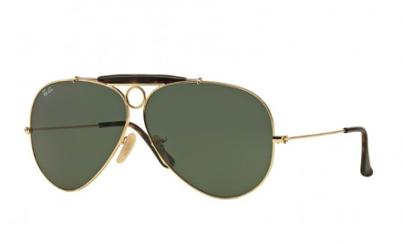 Ray-Ban RB3138 – SHOOTER | Lunettes de soleil homme