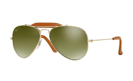 Ray-Ban RB3422Q – AVIATOR CRAFT | Lunettes de soleil homme