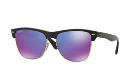 Ray-Ban RB4175 -CLUBMASTER OVERSIZED | Lunettes de soleil homme
